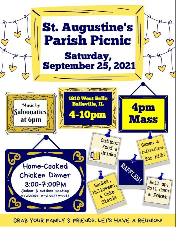 Annual Parish Picnic