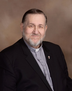 Photo of Deacon Gerry Bach