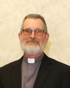 Photo of Deacon Jim Law