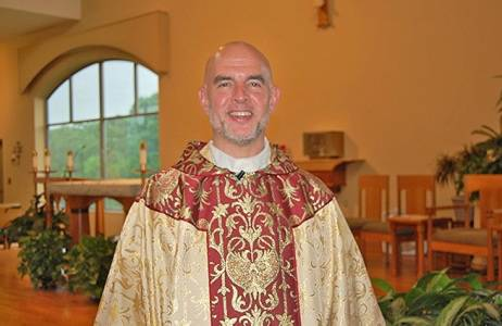 Photo of Fr. Doug Owens