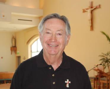 Photo of Deacon Dave Pecot