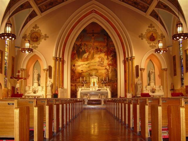 St Paul Parish