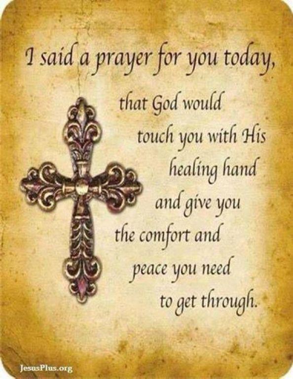 Special Prayers | Holy Cross Catholic Church