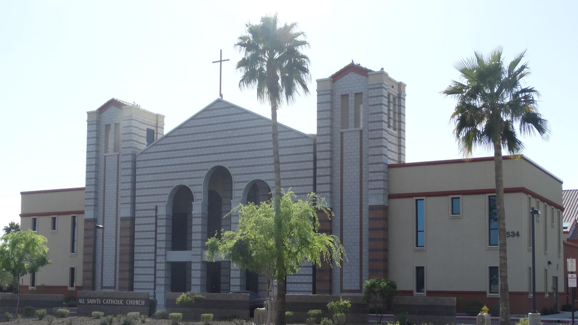All Saints Roman Catholic Parish Mesa