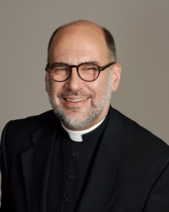 Photo of Father Gregory Haskamp