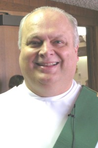 Photo of Deacon Rick Wirch
