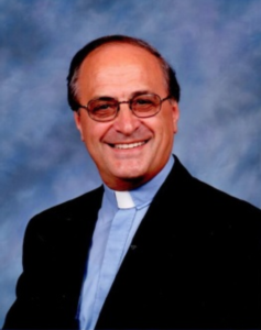 Photo of Rev Matthew Didonè C.S