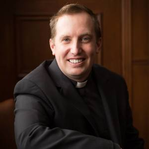 Photo of Fr. Ryan Moravitz