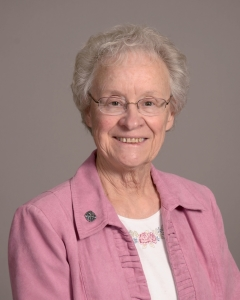 Photo of Sister Janet Heiar, SSND