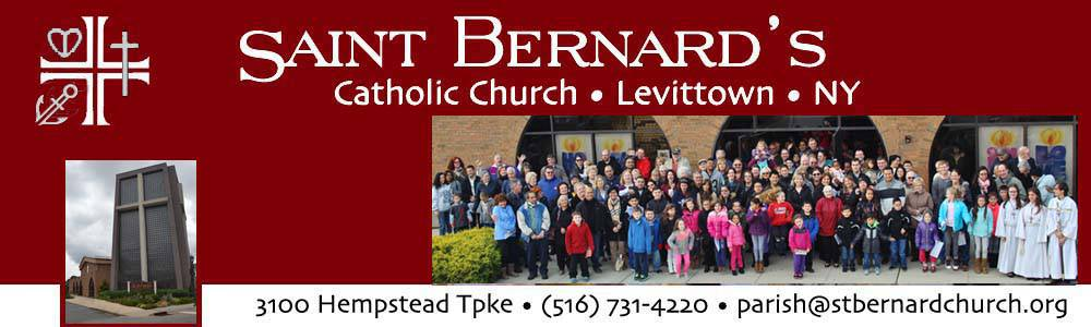 St. Bernard's Church • Levittown NY
