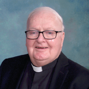 Photo of Rev. John Haney
