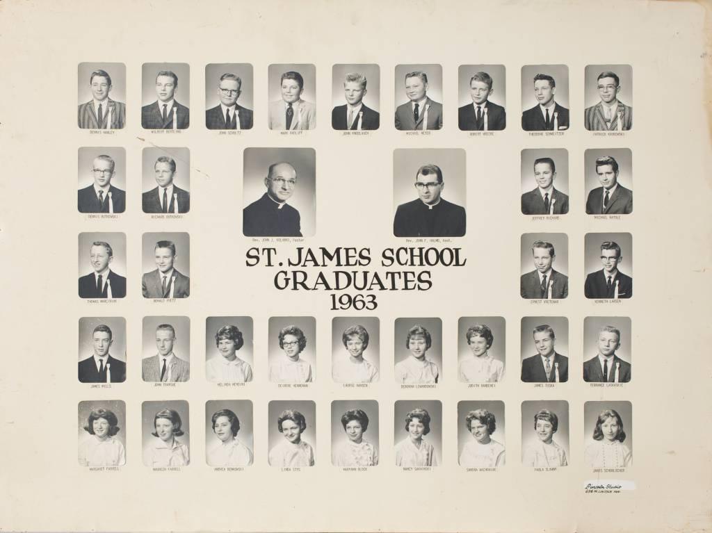 St James Grade School Photos St James Catholic Church