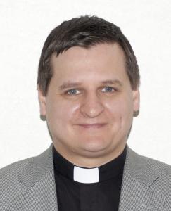 Photo of Father Mariusz Majewski