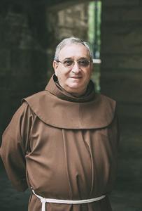 Photo of Fr. Antonio Eguiguren OFM