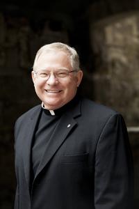 Photo of Fr. Jerry Funke
