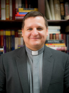 Photo of Father Mariusz Majewski
