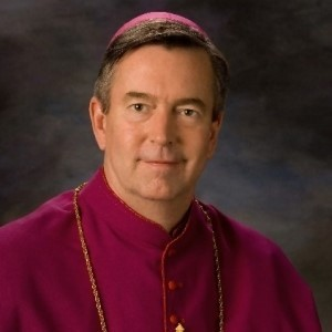 Photo of Most Reverend Bishop Peter F. Christensen, M.A., D.D.