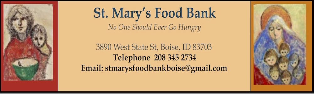 St. Mary's Food Bank