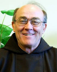 Photo of Fr. Ward Stakem