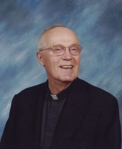 Photo of Rev. Joseph Dumphrey