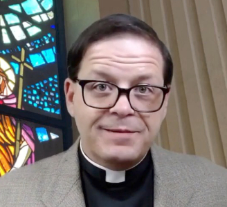 Photo of Rev. James Waite