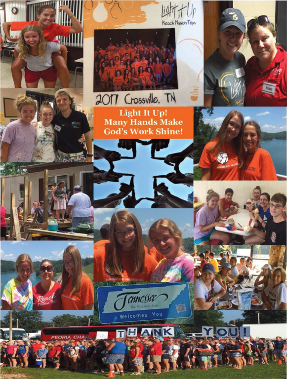 St. Mary Catholic Community Downtown Royal Oak Youth Ministry Mission Trip 2017