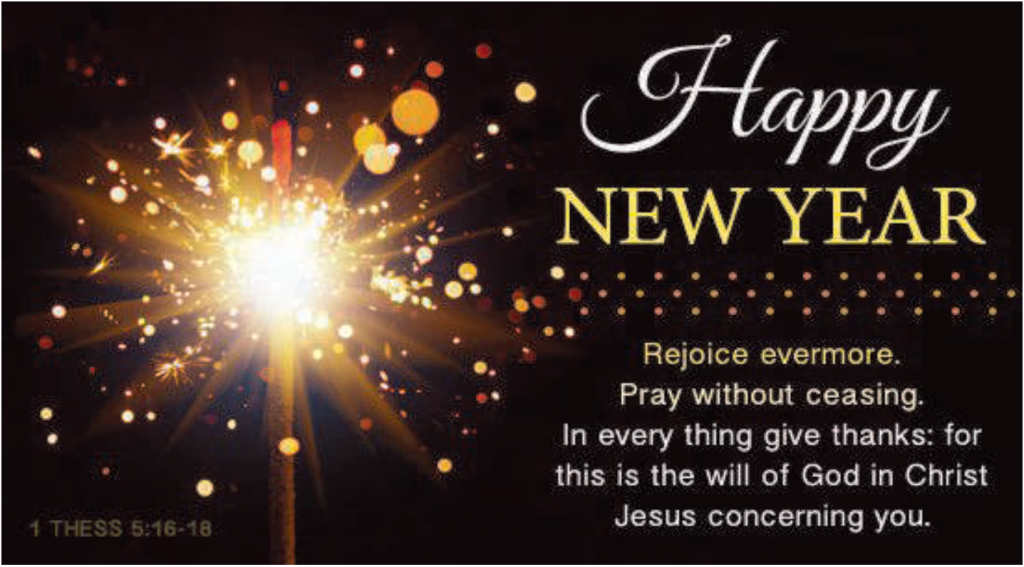 St. Mary Catholic Community Downtown Royal Oak Stewardship and New Year's Resolutions
