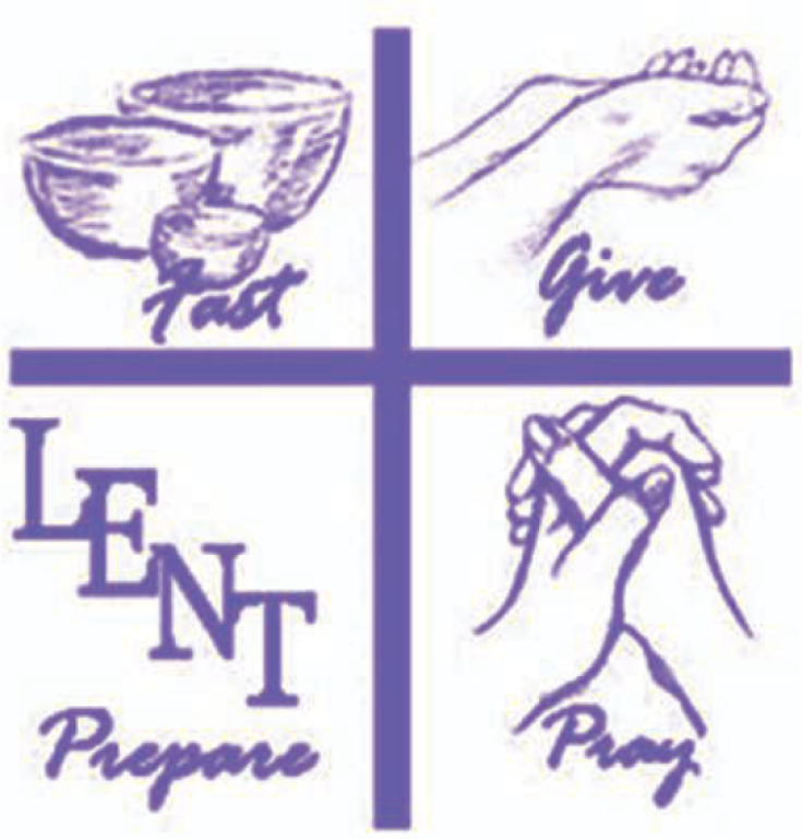 St. Mary Catholic Community Downtown Royal Oak Are You Prepared for Lent?