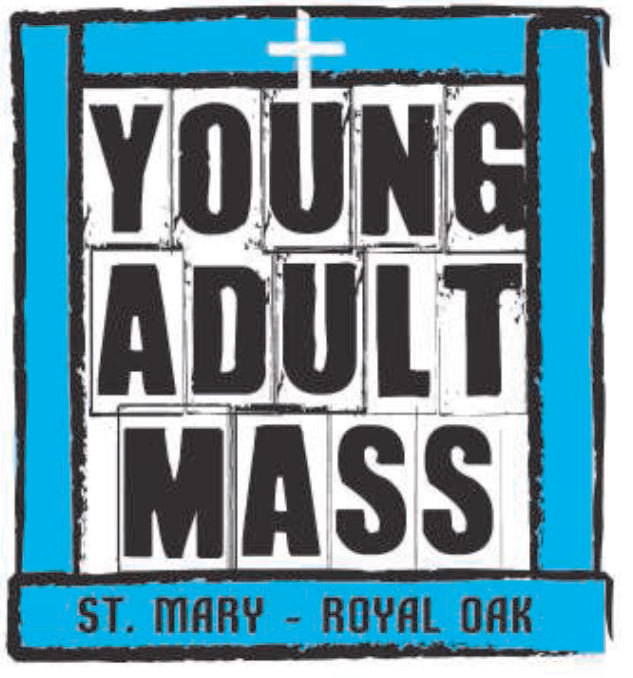 St. Mary Catholic Community Downtown Royal Oak Young Adult Mass