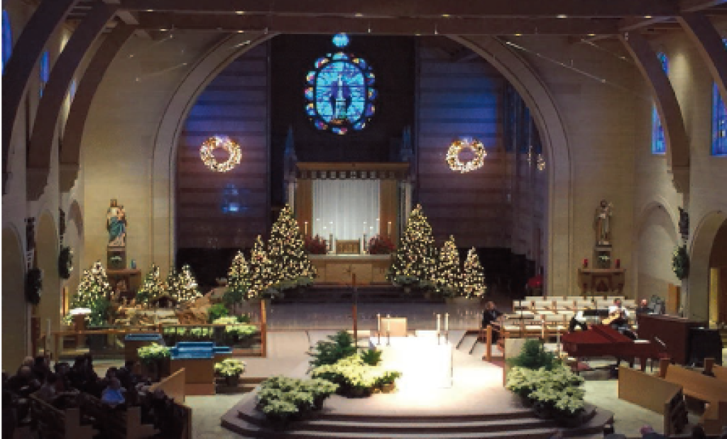 St. Mary Catholic Community Downtown Royal Oak Christmas Mass Schedule