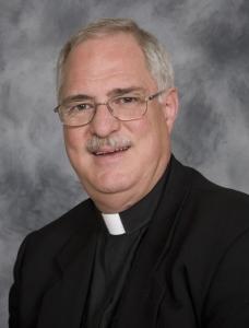 Photo of Fr. Vincent Dufresne