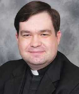 Photo of Fr. Alec Sheldon