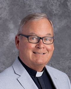 Photo of Very Rev. Thomas R. Davis