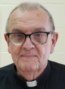 Photo of Rev. Msgr. Francis R. Moeslein