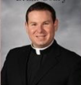 Photo of Deacon Brian Geary