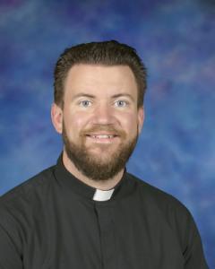 Photo of Fr. Chris Lankford
