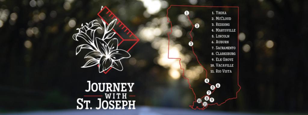 Journey with St Joseph
