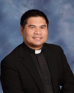 Photo of Fr. Martin Ramat