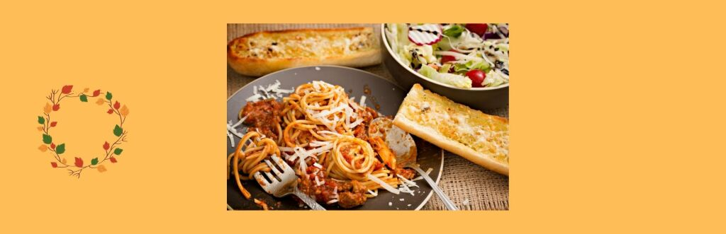 NDS Spaghetti Dinner