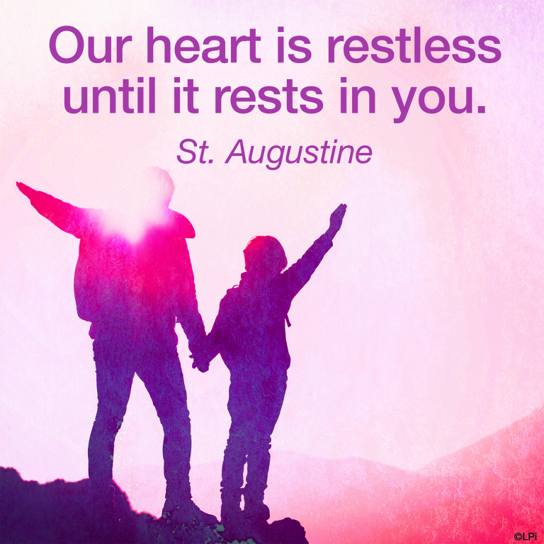 Our Heart is Restless