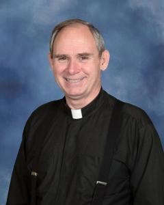 Photo of Fr. Francis Stevenson