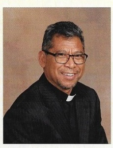 Photo of Rev. John Taosan