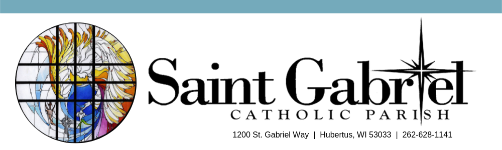 St Gabriel Parish Christian Formation