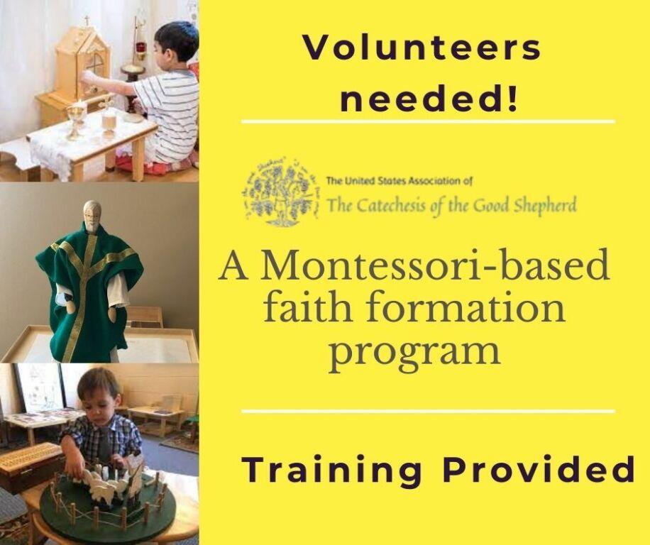CGS Volunteers Needed