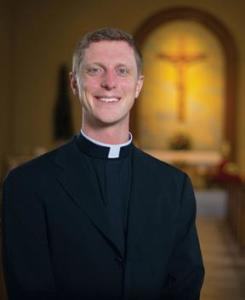 Photo of Fr. Michael Fye