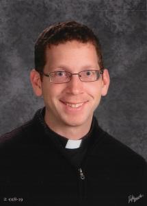Photo of Father Jeremy Bock
