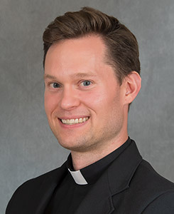 Photo of Fr. Michael Berndt