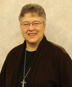 Photo of Sister Olivia Latiano, SND