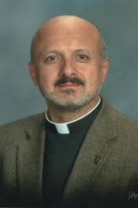 Photo of Father Fabio Garzon