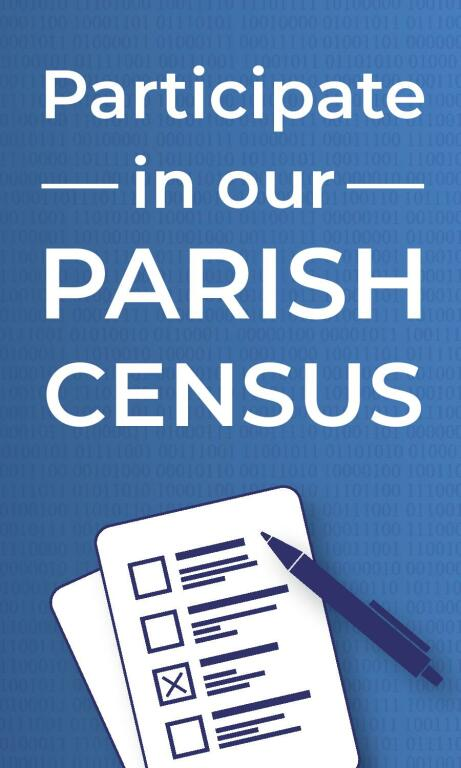 Request to participate in census - vertical banner
